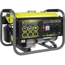 Генератор Könner & Söhnen Basic KSB 2800A