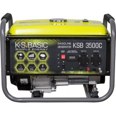Генератор Könner & Söhnen Basic KSB 3500C