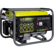 Генератор Könner & Söhnen Basic KSB 6500C