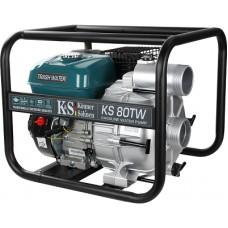 Мотопомпа Könner & Söhnen KS 80TW для брудної води