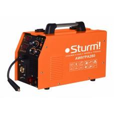 Зварювальний інвертор напівавтомат Sturm AW97PA280