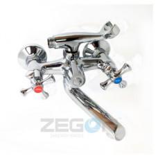 Змішувач для умивальника двохвентельний Zegor DML3-A827