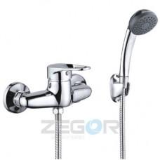 Змішувач для душової кабіни одноважільний Zegor NHK5-A048