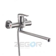 Змішувач для ванни одноважільний Zegor PUD7-A045KH