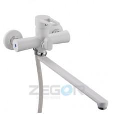 Змішувач для ванни одноважільний Zegor PUD7-A045YW